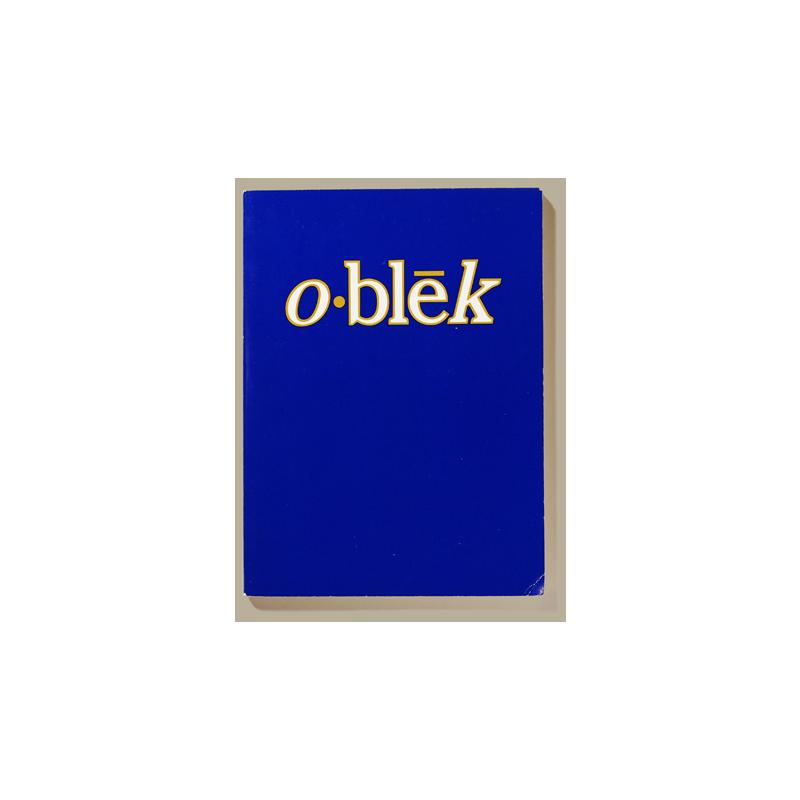 o·blēk 11
