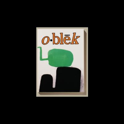 o·blēk 7